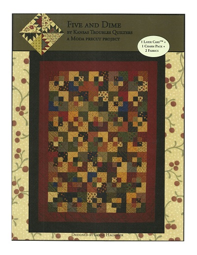 Kansas Troubles Five & Dime Quilt Pattern plus Table Runner : : five and dime quilt - Adamdwight.com
